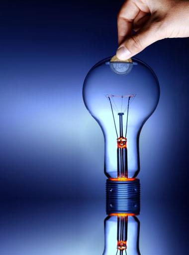 ampoule à économie