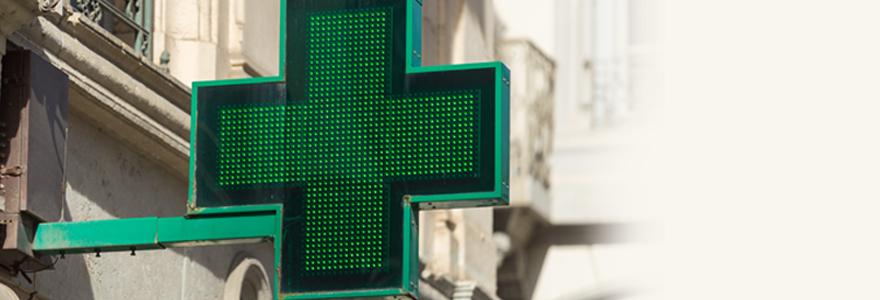 LED utilisée pour les enseignes